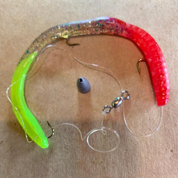 rad shad fishing lure